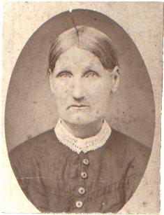 Mary Ann <i>Creek</i> Cartmill