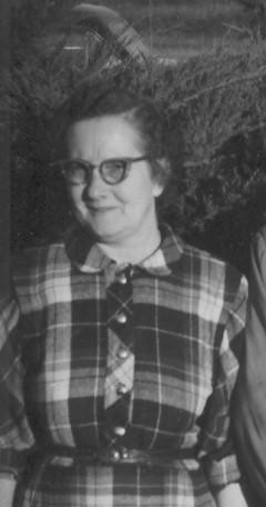 Bonnie Mae <i>Daniels</i> Childers