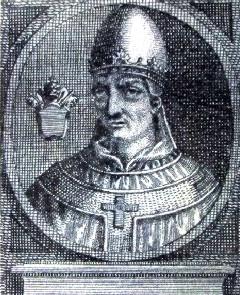 Pope John, VIII