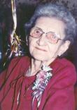 Nellie Loumyra <i>Booher</i> Caster