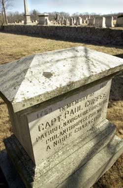 Capt Paul Cuffe