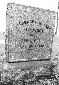 Margaret MATHER <i>Finlayson</i> PABST