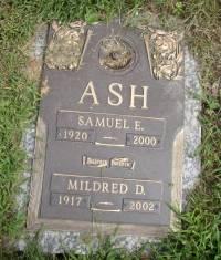 Samuel E Ash
