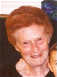 Dorothy Margaret <i>Casey</i> O'Connell