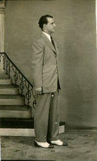 Pat Nicholas Rosetti
