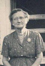 Lillie Mae <i>Davis</i> Carpenter