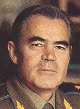 Gen Andrian Grigoryevich Nikolayev