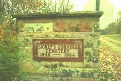 Lickly's Corners Cemetery