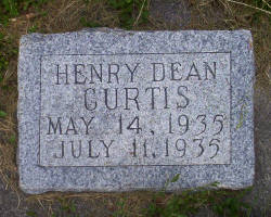 Henry Dean Curtis