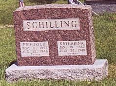 Friedrich Wilhelm Schilling