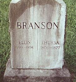 Thursa <i>Hatchett</i> Branson
