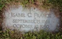 Isabel C France