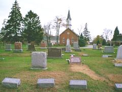 Holy Ghost Evangelical Lutheran Cemetery