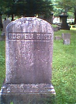 Roswell Hart