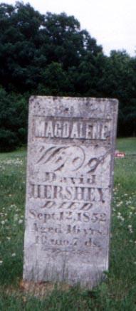 Mary Magdalene <i>Hershey</i> Hershey