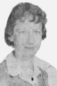 Valerie Ann Thoma