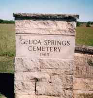 Geuda Springs Cemetery