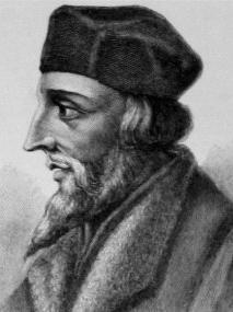 John Jan Hus Huss