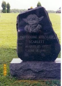 Theodore Stanley Stan Scarlett