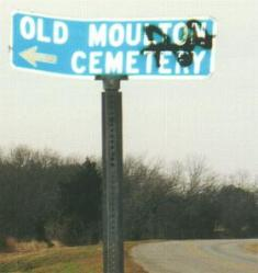Old Moulton Cemetery