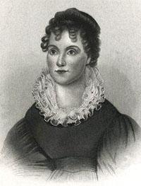 Hannah <i>Hoes</i> Van Buren