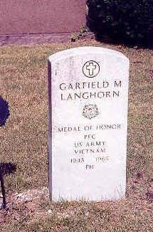 Garfield M. Langhorn