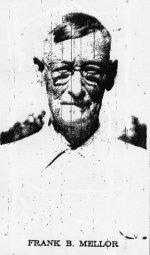 Frank Benjamin Mellor