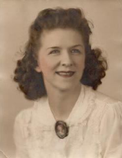 Louise Elizabeth (Betty) <i>Wright</i> Vargo