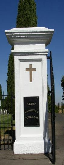 Saint Dominics Catholic Cemetery