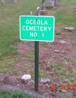Oceola Cemetery #1