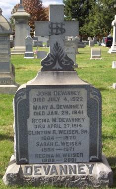 Mary Agnes <i>Duckett</i> Devanney