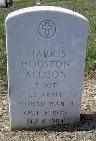 Harris Houston Allison