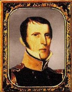 Gen Henry Leavenworth