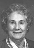 Nettie Mae <i>Thedford</i> Mayfield