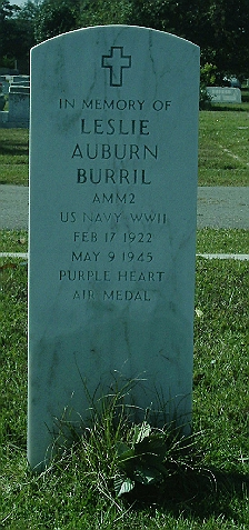 Leslie Auburn Burril