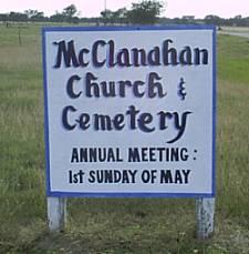 McClanahan Cemetery