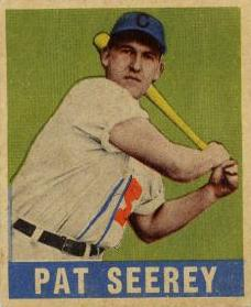 James Patrick Pat Seerey