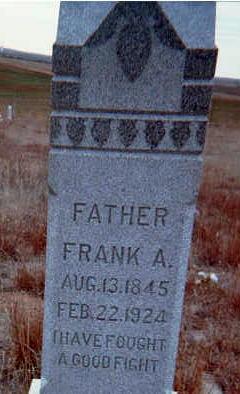 Frank A. Meeker