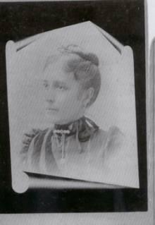 Frances Evelina <i>Harp</i> Graham