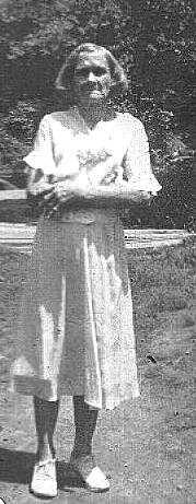 Anna Mae <i>Southard</i> Trowbridge