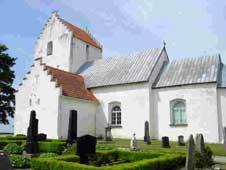 Ravlunda kyrkog�rd