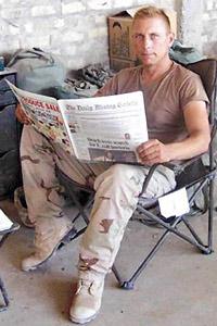 Sgt Thomas Christensen