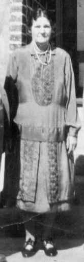 Edna Lee <i>Woster</i> Aken
