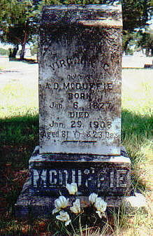 Virginia Carolina <i>Hobday</i> McDuffie