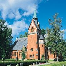 L�ngbro kyrkog�rd