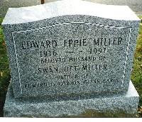 Edward Robert Eppie Miller