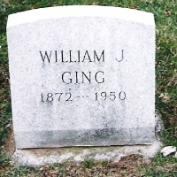 William J. {Billy} Ging