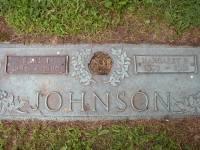 Margaret P Johnson