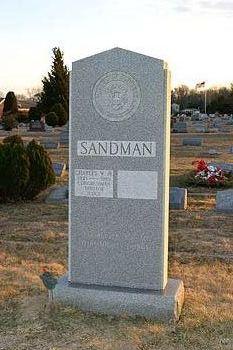 Charles W. Charlie Sandman, Jr