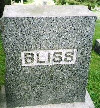 Elmer Ward Bliss